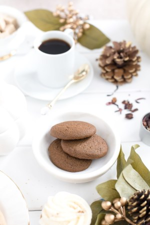 read the blog cookies and coffee | Meg Marie Wallace