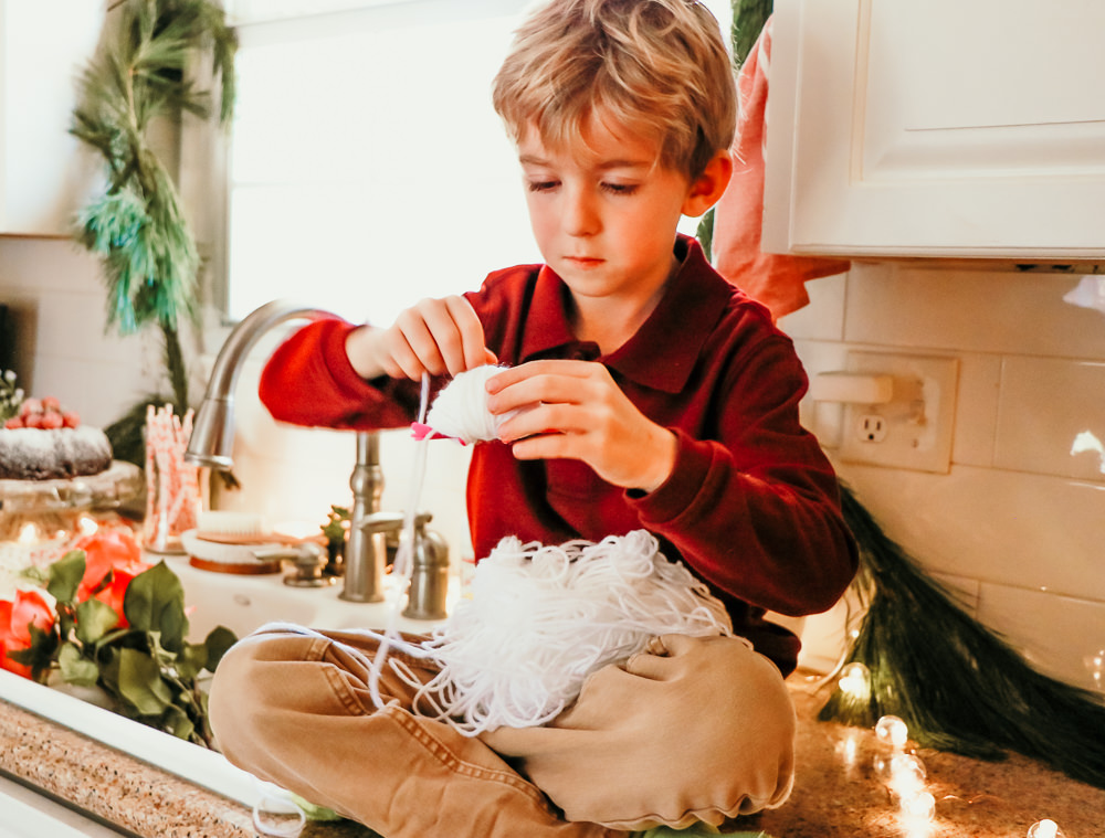 introducing the new W6 christmas shop | meg Marie Wallace | kids christmas shop