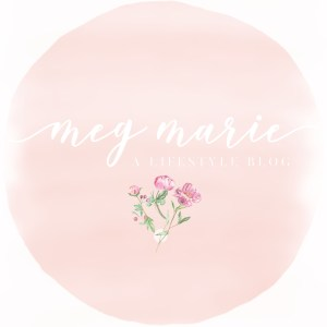 watercolor name | meg marie
