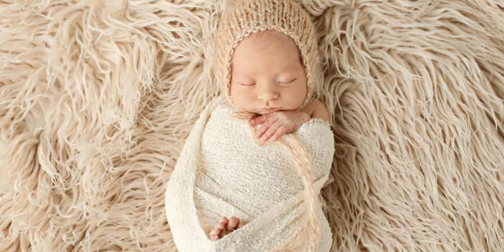 cosette newborn photos & how easily Jesus makes us family