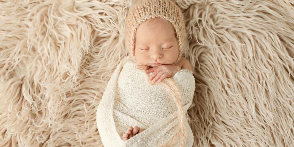 cosette newborn photos & how easily Jesus makes us family