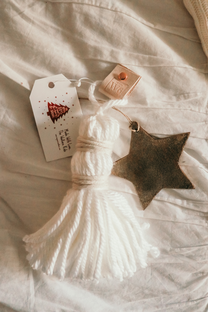 assorted tassel ornaments | meg Marie Wallace | W6 christmas shop