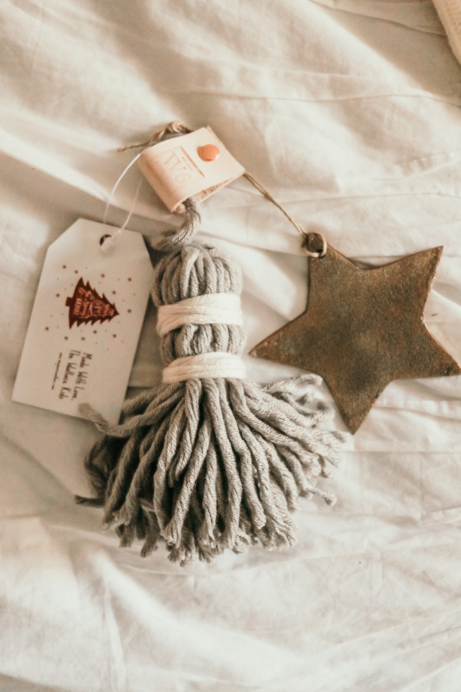 assorted tassel ornaments | meg Marie Wallace | W6 christmas shop