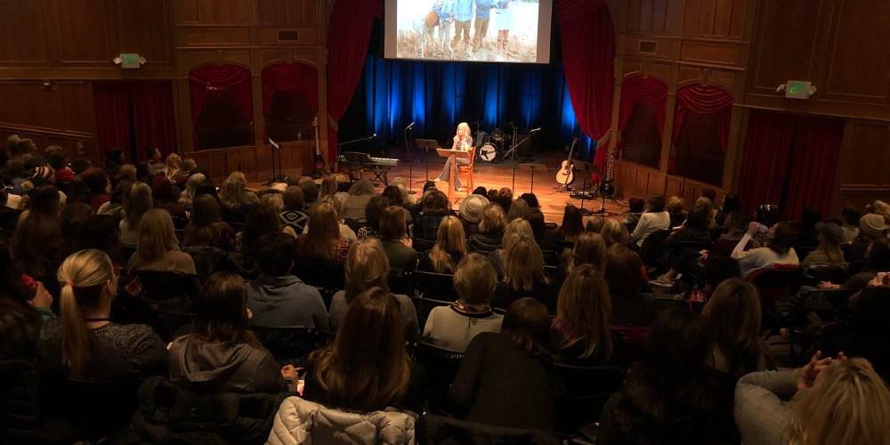 Speaking: Scottsdale Bible Church Womens' Retreat   March 2019