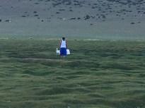 Algaa fetching water