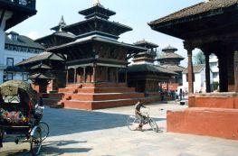 Hindu temple, Durbar Square, Kathmandu