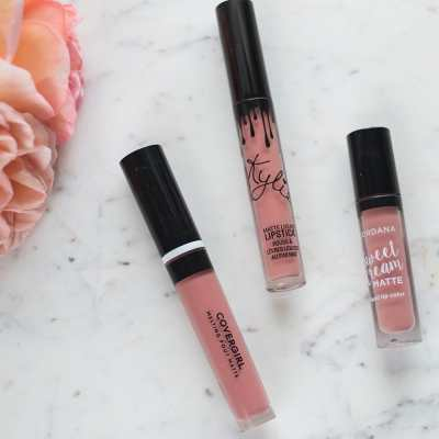 Houston blogger Meg O. on the Go shares some Kylie Cosmetics Koko K Dupes