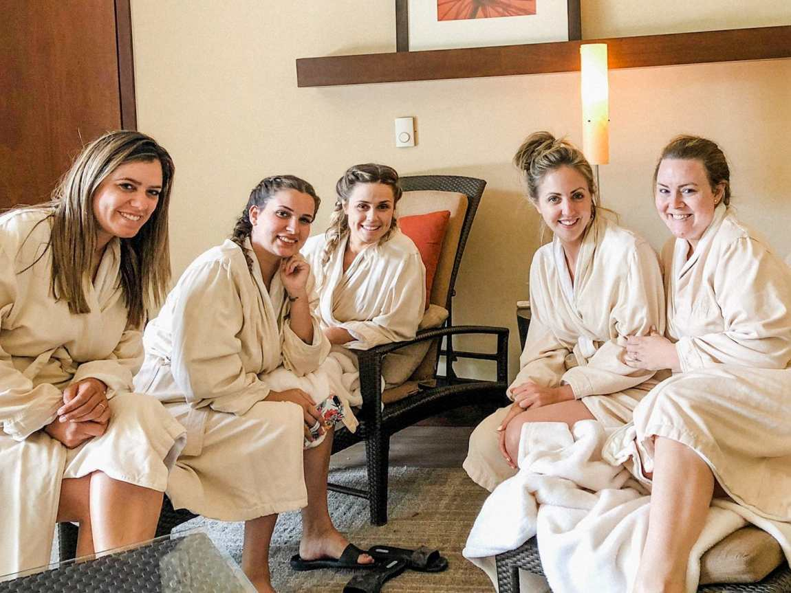 Spa Avania at the Hyatt Regency Scottsdale at Gainey Ranch - as seen in Scottsdale travel guide by Meg O. on the Go