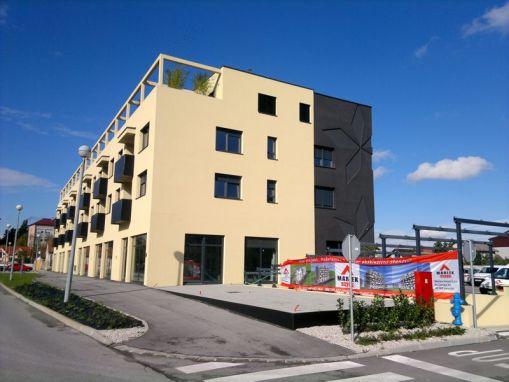 Stambeno-poslovna zgrada – Varaždin, Vinka Međerala
