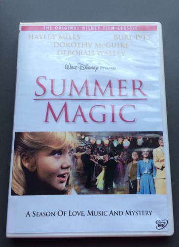 DVD Cover of Summer Magic