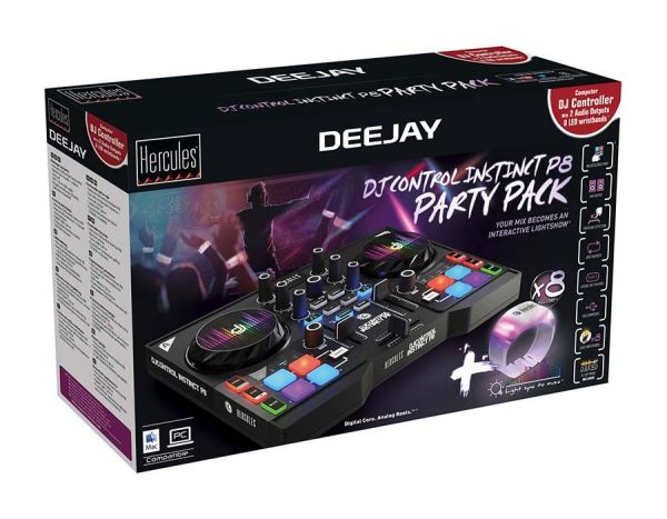 DJControl Instinct P8 Party Pack_1