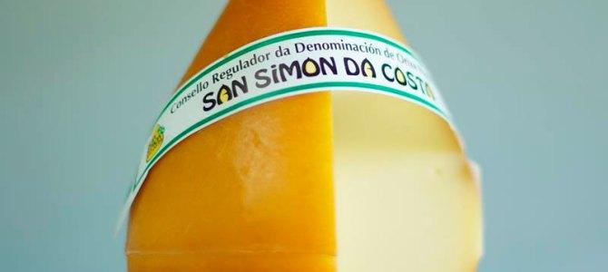 El queso de San Simón es premiado por Roma