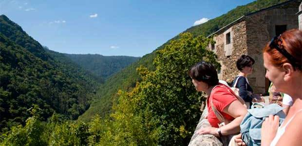 As Fragas do Eume superan hasta noviembre las 30.000 visitas