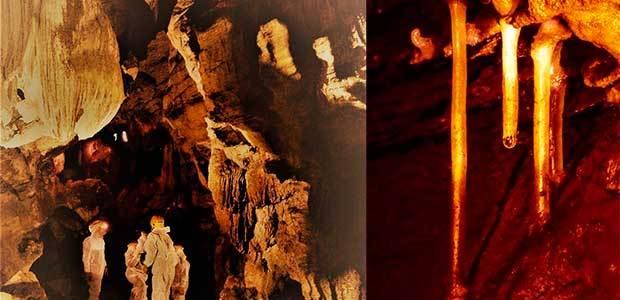 Mondoñedo cierra la temporada con récord de visitas en la Cova do Rei Cintolo