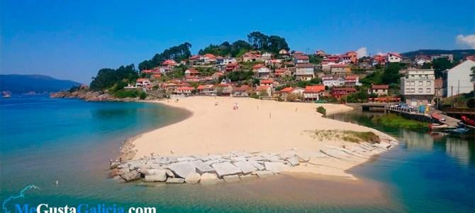 La incuestionable belleza de Marín… (Ruta de las Playas)