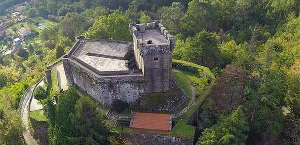 El castillo de Sobroso reabre esta Semana Santa