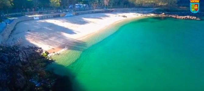 ¿Conoces las impresionantes playas de Marín?