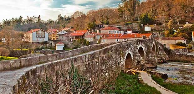 Ponte Maceira será oficialmente uno de los pueblos más bonitos de España