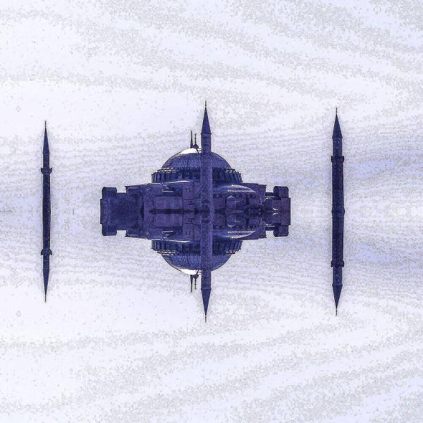 60x60 - THREE TEMPLE