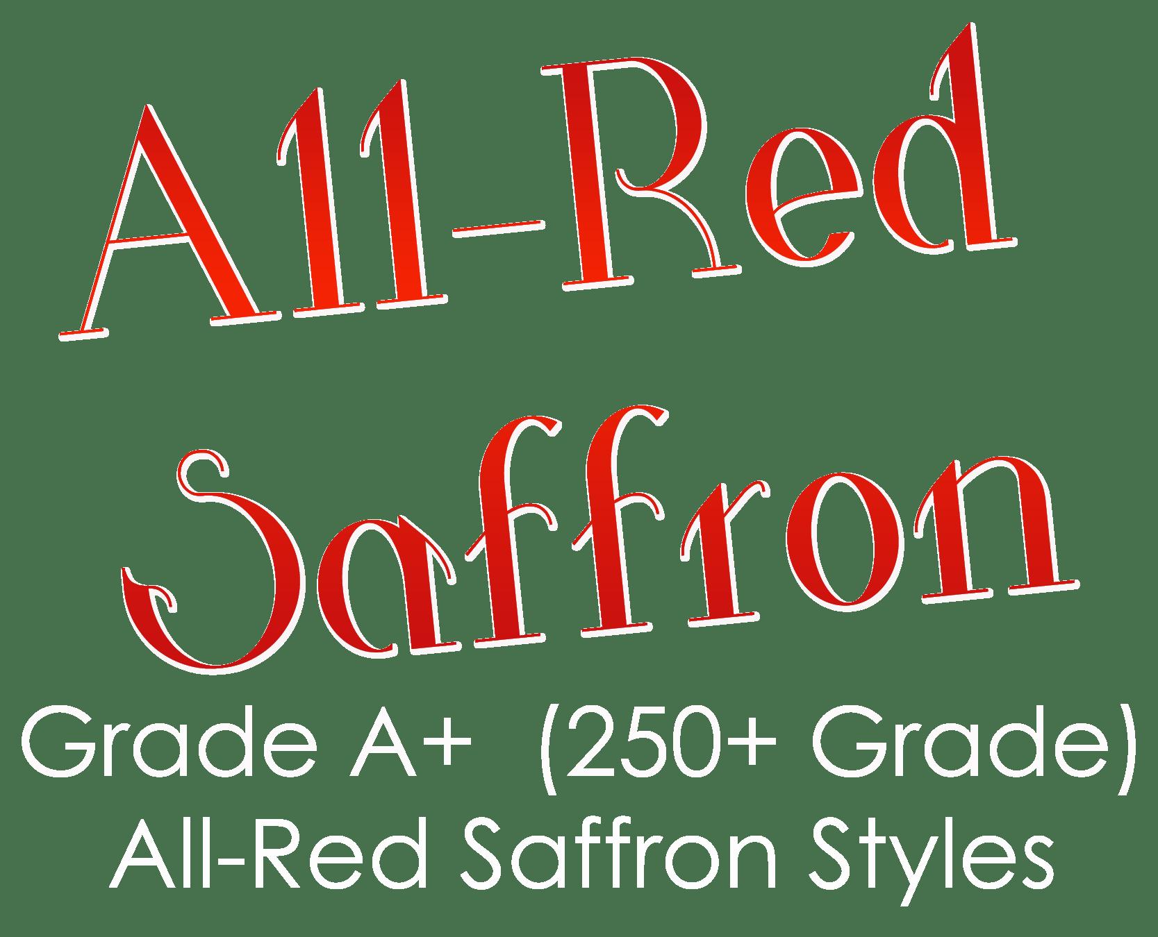 Saffron Classifivation, All-Red Saffron1
