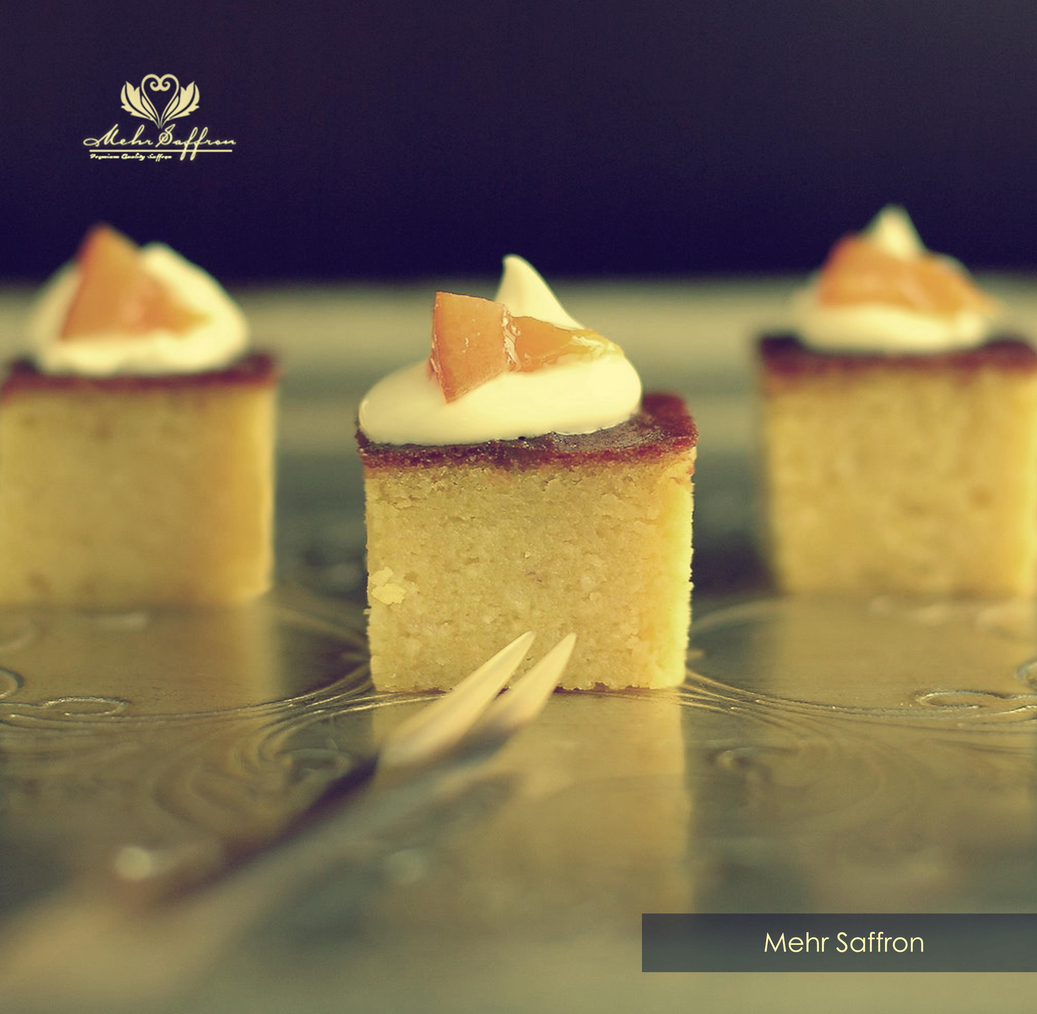 Flourless Orange Cake - Mehr Saffron