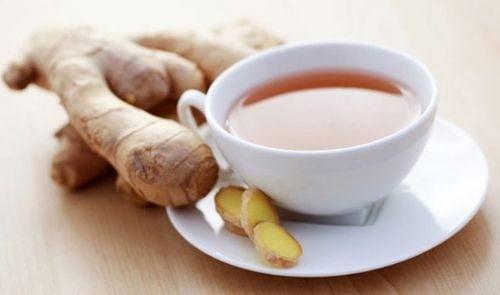 zencefil çayı 4