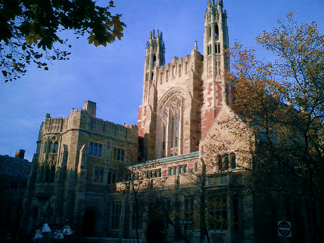 Yale Law School Sterling Building