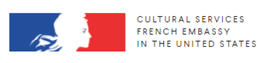 Logo for the Cultural Services French Embassy in the United States