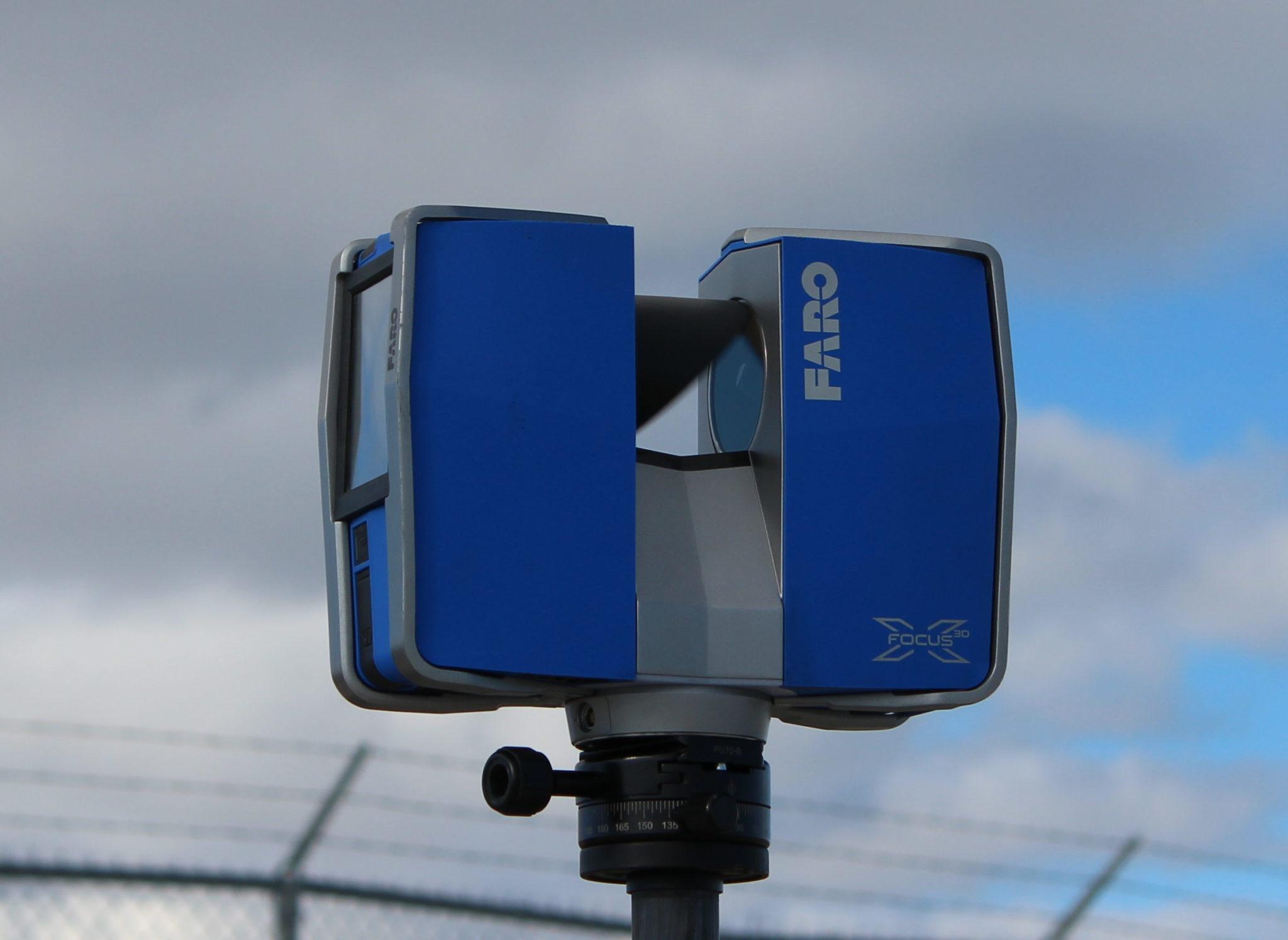 FARO scanner