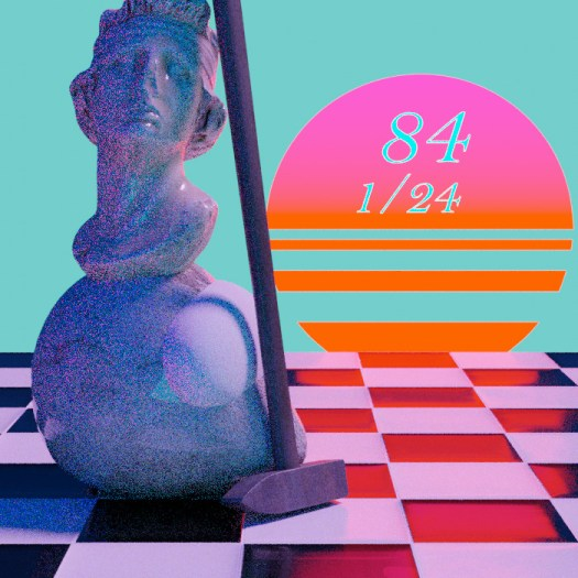 A fruit has been born - 1984 won't be 1984 again