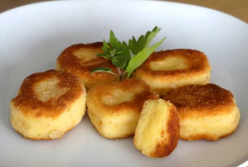 Kroketten aus der Pfanne - ohne Friteuse - Meiers Kochtipps