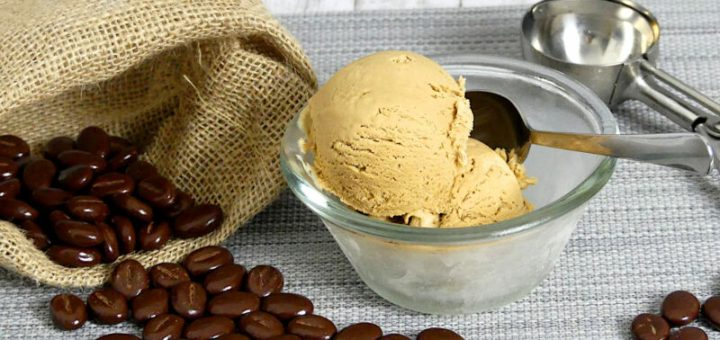 Kaffeeeis selber machen ohne Eismaschine