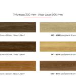 Lantai Vinyl Meigan dari Meigan Flooring