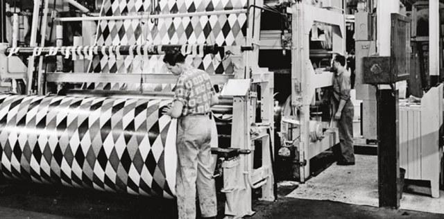 sejarah lantai vinyl