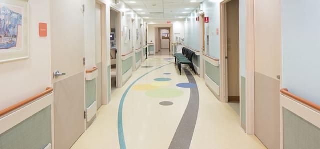aplikasi karpet vinyl pada rumah sakit