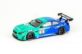 BMW M6 GT3 Team Falken No.3