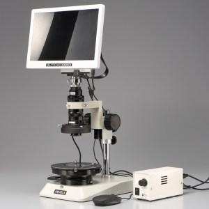 【新発売】ユニマック スタンドアロン・マイクロスコープセット (オートフォーカス・簡易偏光観察仕様) MS-40DR/SAM4-P