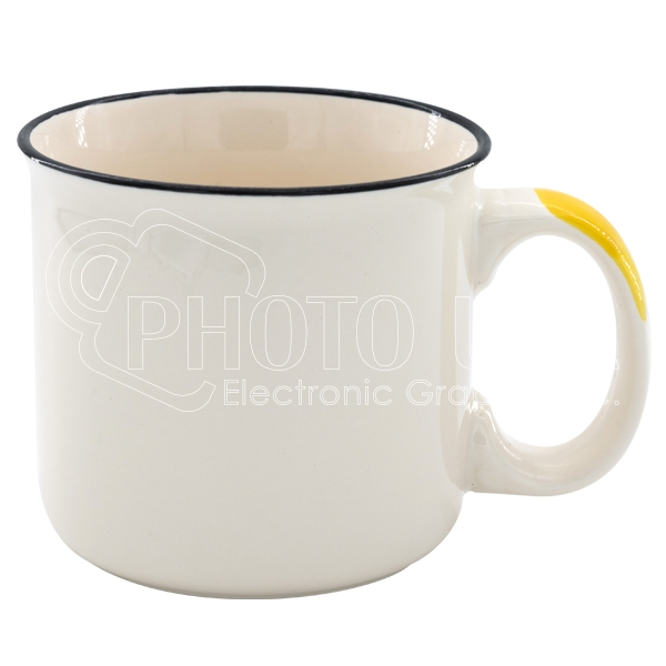 90b64325452 New Bone China Mug w/ Colored Rim – Photo USA Electronic Graphic Inc.