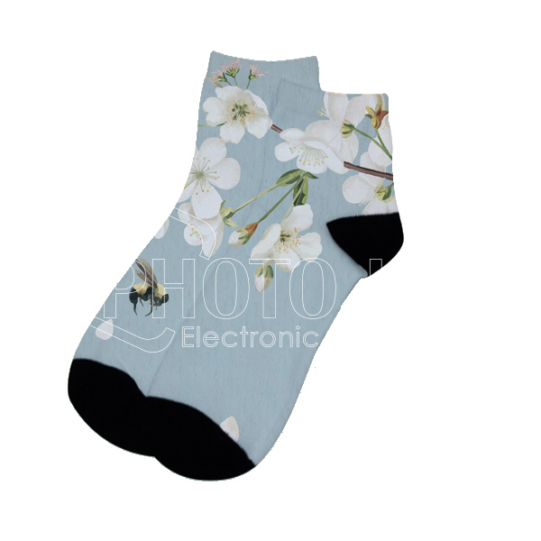 Men Sublimation Socks-2