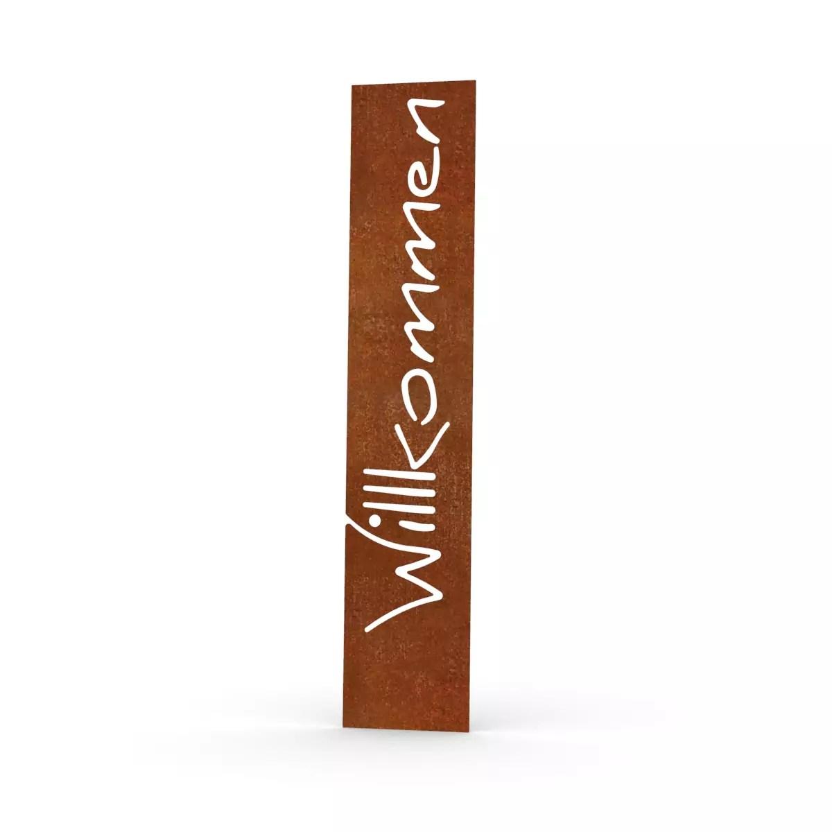 Details about  /MEILLER MetallDesign I STELEN AUS STAHL I 125 cm steckbar I 100/% MADE IN GERMANY