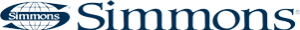 logo de la marque simmons