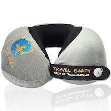 coussin de voyage udream travel earth
