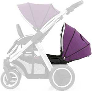 BabyStyle Oyster Max Mentir Plat Tandem – Sauvage Violet