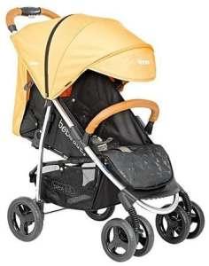 Bebe due viva–Silla de paseo, color orange