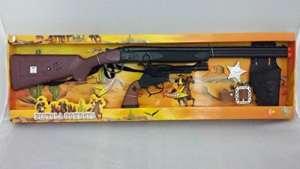 Pistolet et carabine complète set jouets jardin 19412
