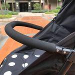 Sensecrol Barres Anti-Chocs pour poussettes Accessoires pour poussettes pour YOYO Yoya VOVO Bébé Réglable Accoudoir D'accoudoir Nouveau-Né Bébé Landau Accoudoir Bumper Bar Cart Accessoires