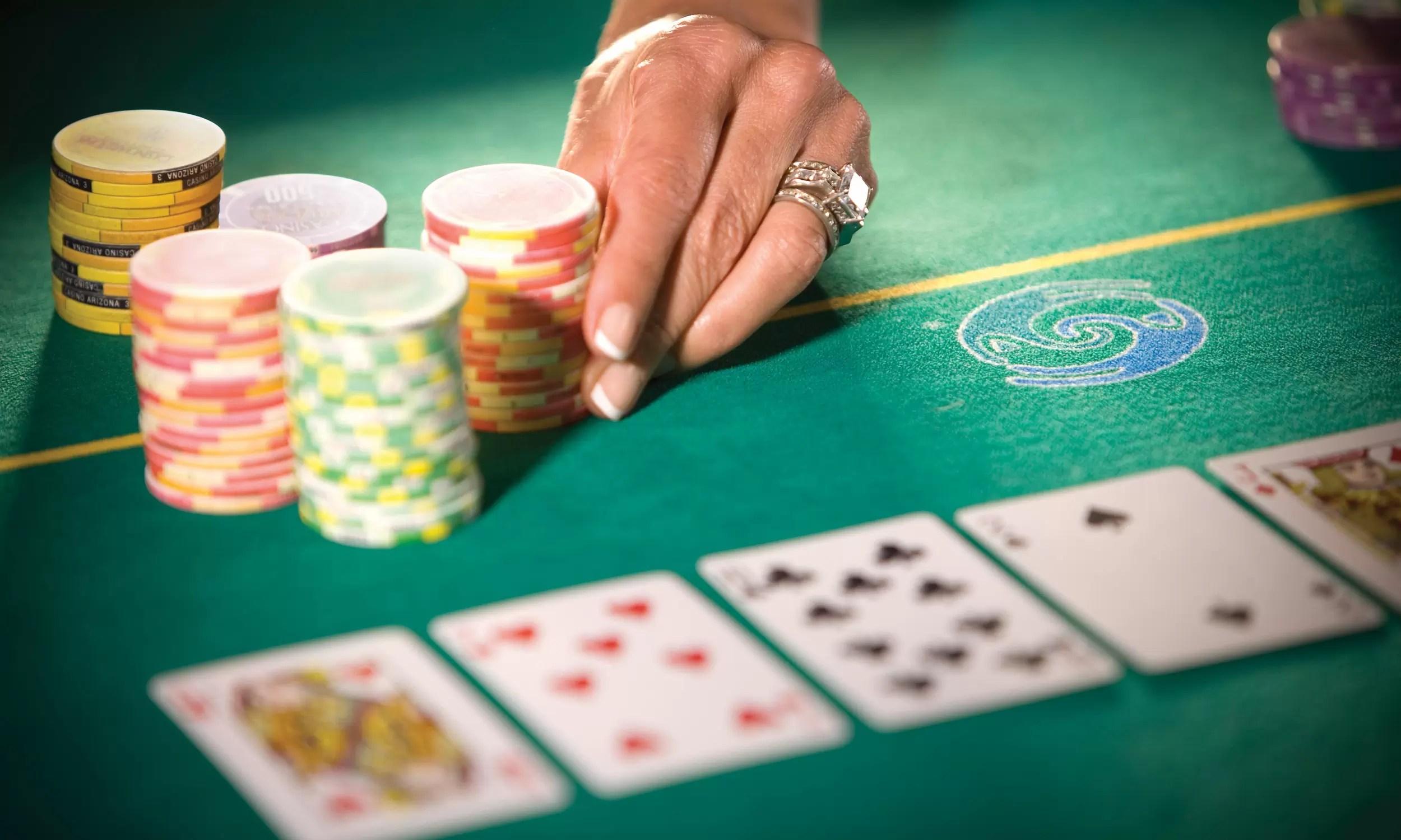 3 conseils pour débuter au poker