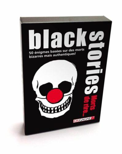 Black Stories - boite
