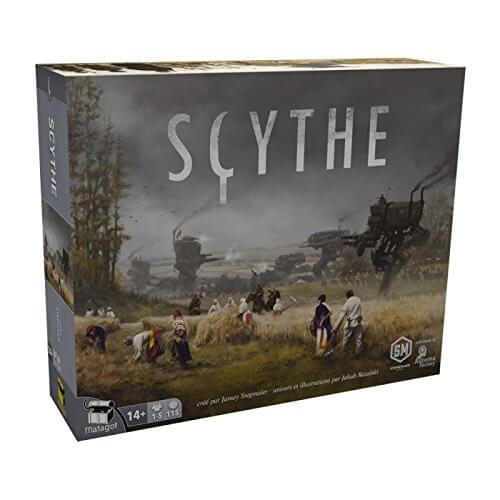 Scythe - boite