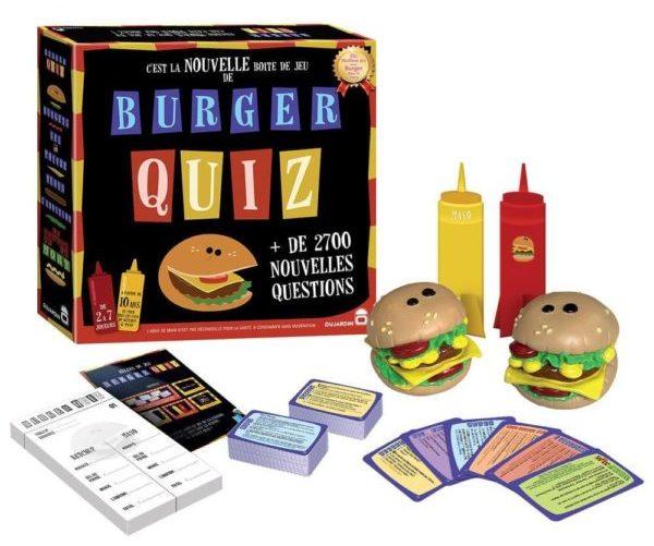 Burger Quiz, un des meilleurs jeux d'ambiance